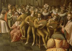 16th century party
